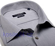 Casa Moda Comfort Fit Chambray – šedá košile
