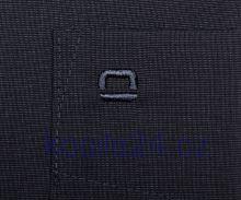 Olymp Luxor Comfort Fit Fil a Fil - černá