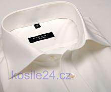 Eterna Comfort Fit Uni Popeline - champagne košile