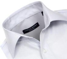 Casa Moda Comfort Fit Chambray – světle šedá - krátký rukáv